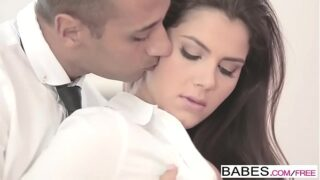 Babes – Office Obsession – Valentina Nappi and Tony Brooklyn – Caught in the Rain